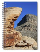 Red Rock Canyon Nv 2 Spiral Notebook