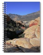 Red Rock Canyon Nv 7 Spiral Notebook