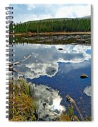 Red Rock Lake Fall Study 2 Spiral Notebook
