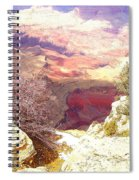 Red Rock Spiral Notebook