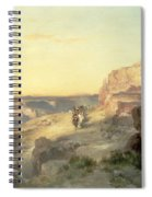 Red Rock Trail Spiral Notebook