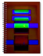Red Sea Spiral Notebook