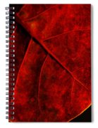 Red Sea Grape Spiral Notebook
