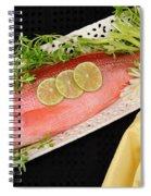 Red Snapper. Spiral Notebook