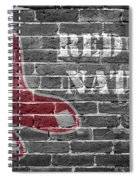 Red Sox Nation Spiral Notebook