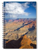 Red Storm Rising Spiral Notebook