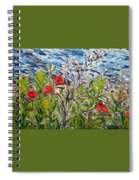 Red-weed - All Spiral Notebook