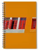 Red Windows Spiral Notebook