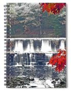 Red Zone Spiral Notebook