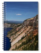 Redcloud Cliff Spiral Notebook