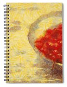 Redkurrants Spiral Notebook