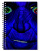 Redolent Scam Spiral Notebook