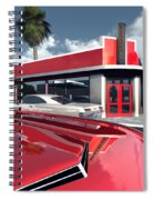 Reds Five And Dime Spiral Notebook