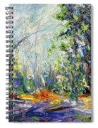 Redwood Dream Spiral Notebook