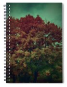 Reed Tree Spiral Notebook