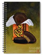 Reese's Spiral Notebook