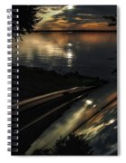 Reflected Beauty  Spiral Notebook
