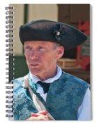 Reflecting 6738 Spiral Notebook