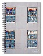 Reflecting Artwork Spiral Notebook