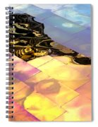 Reflecting Back Spiral Notebook