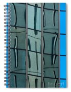Reflecting Eagle 1 Spiral Notebook