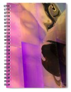 Reflecting Emp Spiral Notebook
