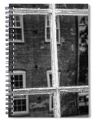 Reflecting History Spiral Notebook