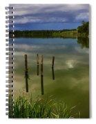 Reflecting Spiral Notebook