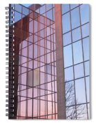 Reflecting Sundown Spiral Notebook