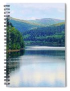 Reflection In The Water II Spiral Notebook