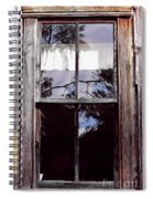 Reflection - In - The - Window  Spiral Notebook