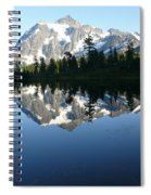Reflection Lake Spiral Notebook