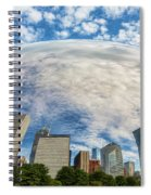 Reflection On The Bean Spiral Notebook