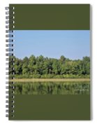 Reflection - On - The - Water Spiral Notebook