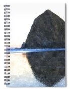 Reflection Upon The Sand Spiral Notebook