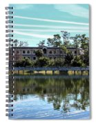 Reflections At The Lake Spiral Notebook