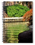 Reflections From The Riverwalk Spiral Notebook