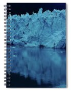 Reflections - Glacier Spiral Notebook