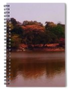 Reflections In A Lake Spiral Notebook