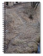 Reflections In The River Spiral Notebook