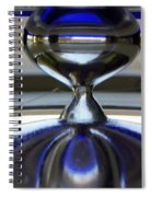 Reflections In Time Spiral Notebook