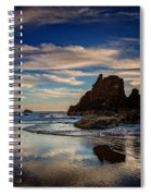 Reflections Of Arcadia Spiral Notebook