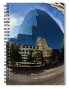 Reflections Of Fort Worth Spiral Notebook