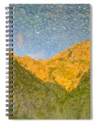 Reflections Of Montenegro No.3 Spiral Notebook