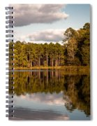 Reflections Of Nature Spiral Notebook
