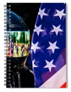 Reflections Of Rolling Thunder Spiral Notebook
