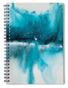 Reflections Of The Universe No. 2040 Spiral Notebook