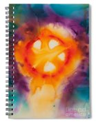 Reflections Of The Universe No. 2074 Spiral Notebook