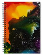 Reflections Of The Universe No. 2318 Spiral Notebook