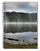Reflections On Reflection Lake 2 Spiral Notebook